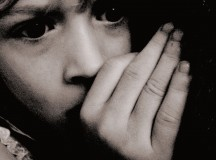 Scared Child