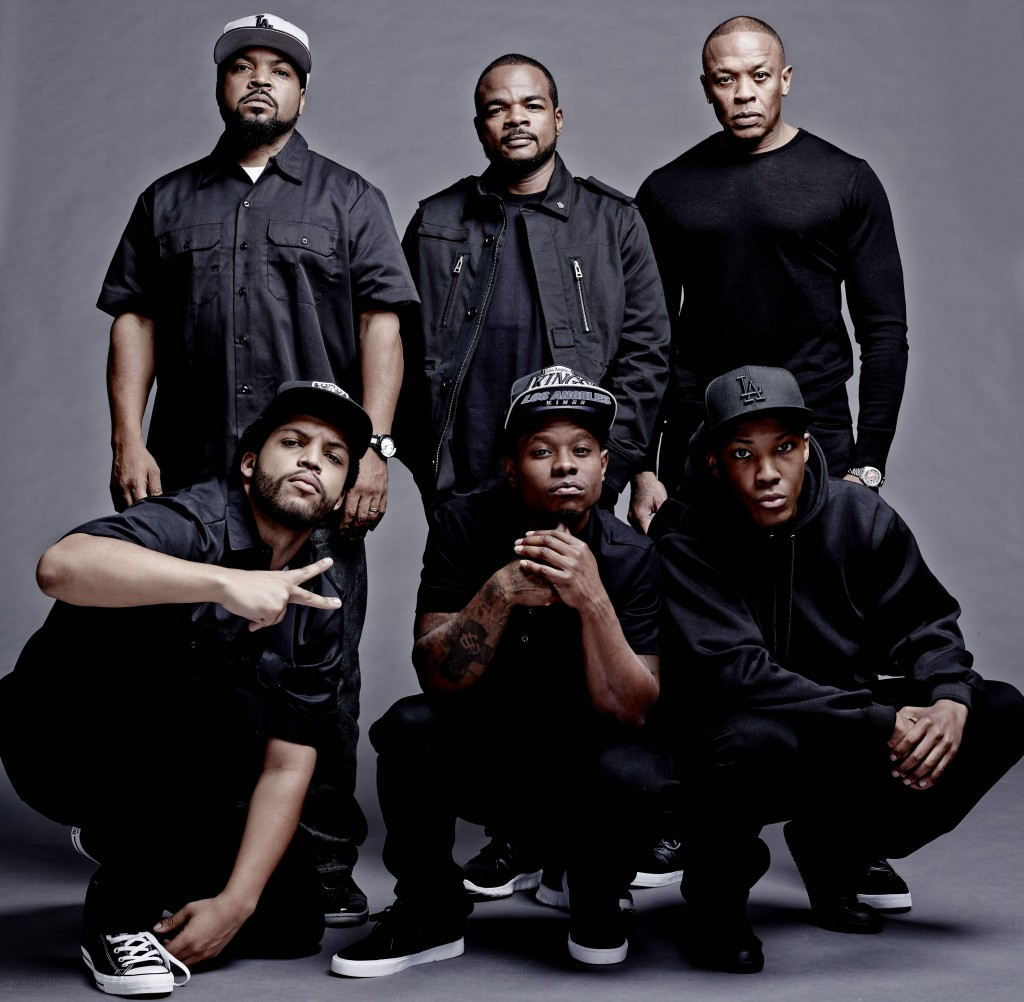 Straight Outta Compton Hits The Movies August 2015