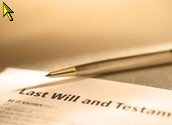 Things You Shouldn't Include in Your Last Will