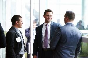 3 Men Meeting