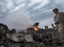 Malaysia Airlines Crashes in Ukraine