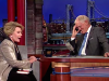 David Letterman storms out on Joan Rivers