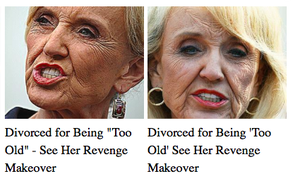 Gov. Jan Brewer Threatens to Sue for 'Revenge Makeover' Advertisements