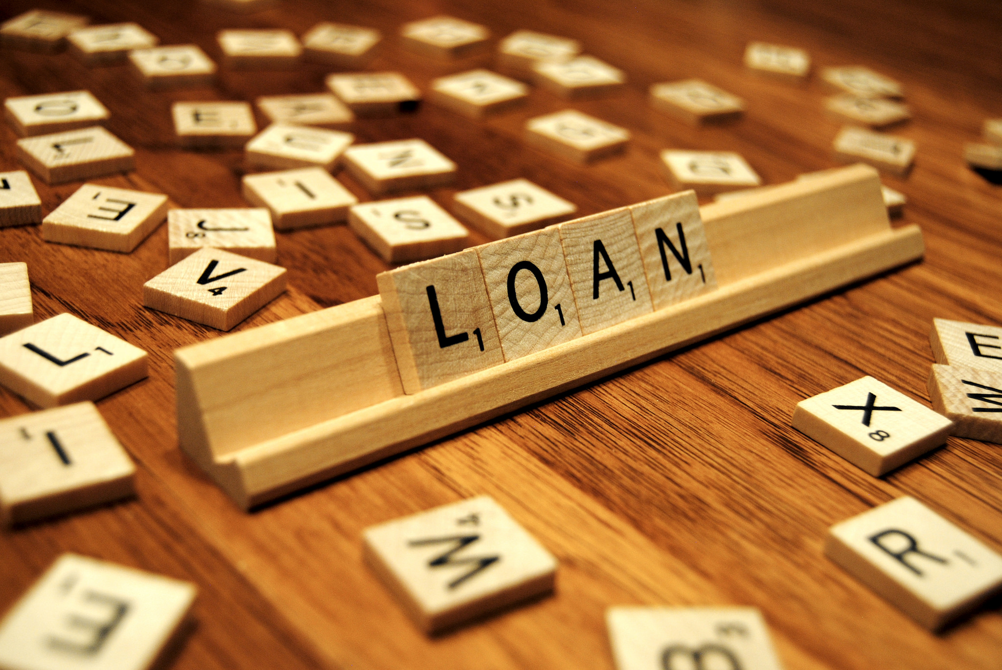Loans are a bit of a touchy topic