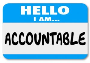 How to Develop Personal Accountability