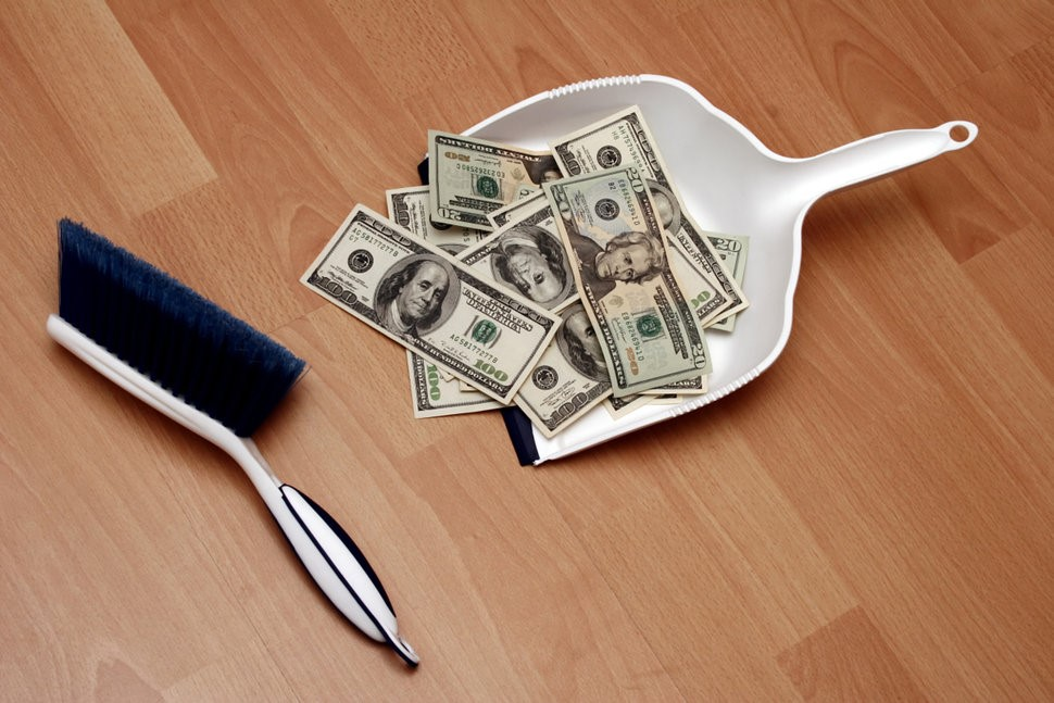 Include Your Finances In This Year's Spring Clean-Up