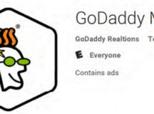 Thousands download fake GoDaddy app in Google Play store