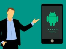Lock Screen Password on Android Device