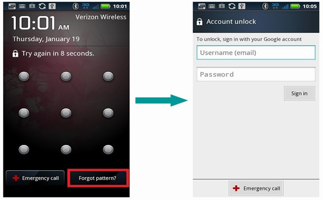 What to Do If You Forgot Lock Screen Password on Android