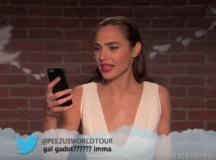 Gal Gadot reads Mean Tweets