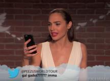 Gal Gadot reads Mean Tweets