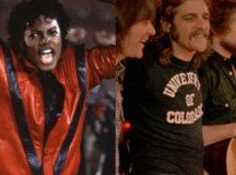 Michael Jackson's 'Thriller' loses top album spot to The Eagles!