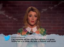 "Mean Tweets – Creator Edition"" on YouTube"