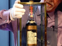 Macallan Bottle Sells for Record $1.1M