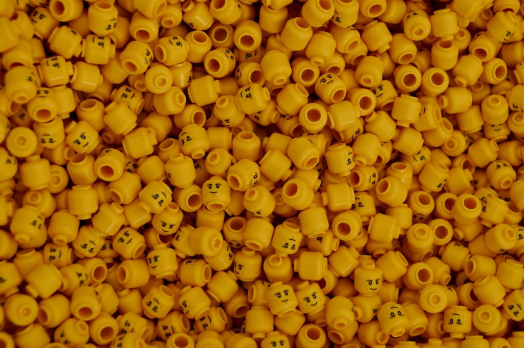 The Holes in Lego Heads