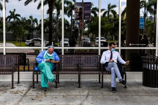 Florida Becomes New Virus Epicenter