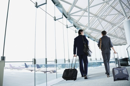 Business travel may never be the same