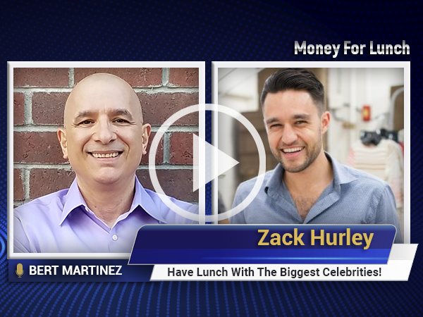 Zack Hurley CEO & Co-Founder of Indie Source joins Bert Martinez