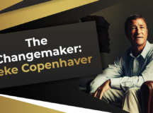 The Changemaker Deke Copenhaver, joins Bert Martinez