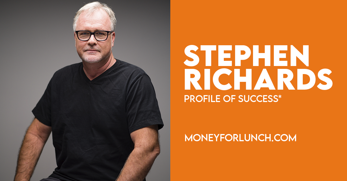 Profiles of Success with Stephen Richards