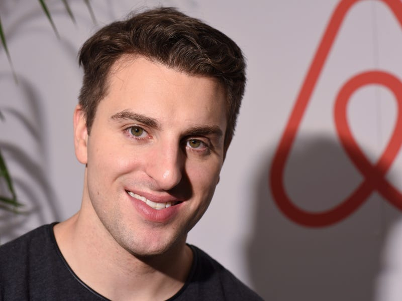 Brian Chesky is the cofounder, CEO, and Head of Community of Airbnb.