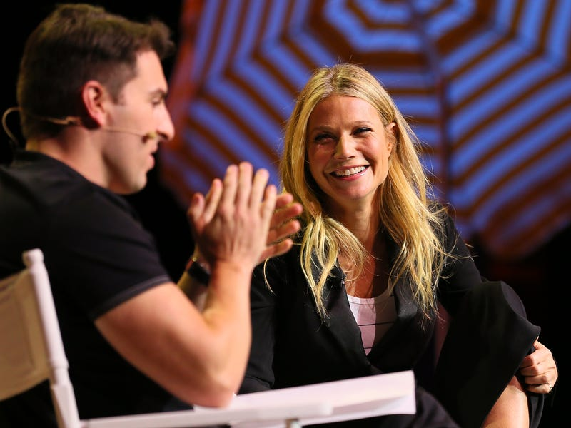 The CEO often acts as the public face of the company at Airbnb events, mingling with celebrities like Gwyneth Paltrow and Ashton Kutcher.