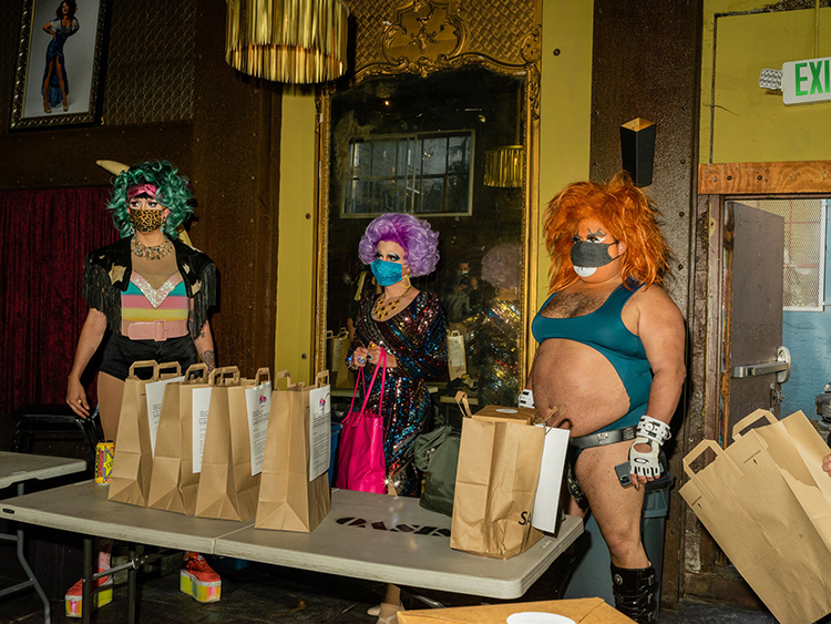 Meals on Heels: SF Drag Queens Pandemic Pivot