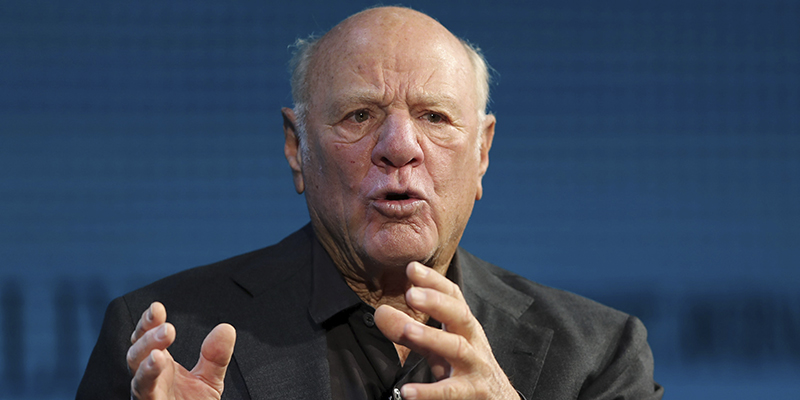 Barry Diller calls stock market 'great speculation,' urges everyone to save cash