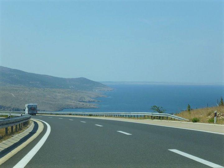 Adriatic Coastal Roads, Croatia