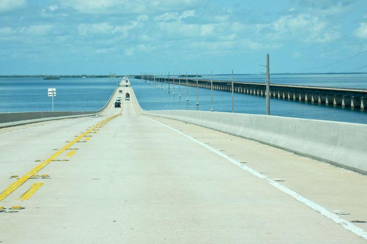 Highway 1 in Florida
