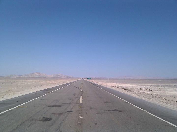 Ruta 5, Arica to Iquique Road, Chile