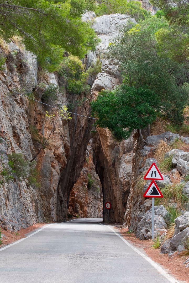Sa Calobra Road, Majorca