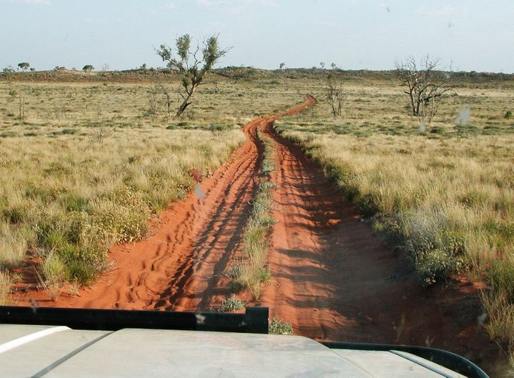 The Canning Stock Route, Australia