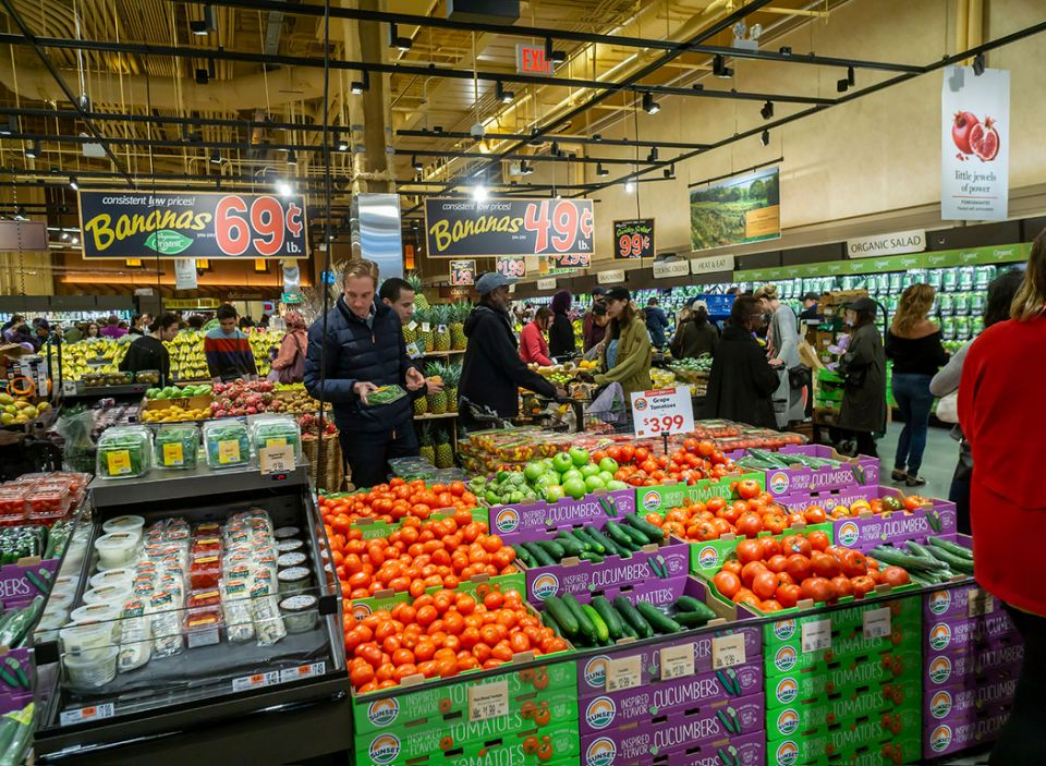 Citruses and Other Wegmans Items