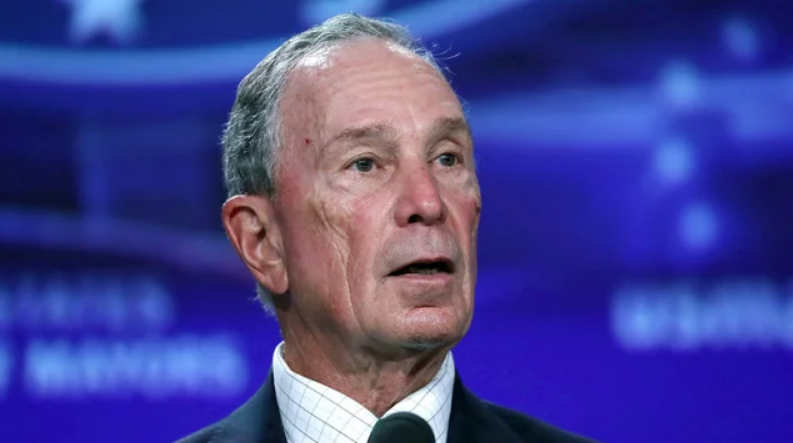 Bloomberg pays fines for 32,000 felons in so they can vote