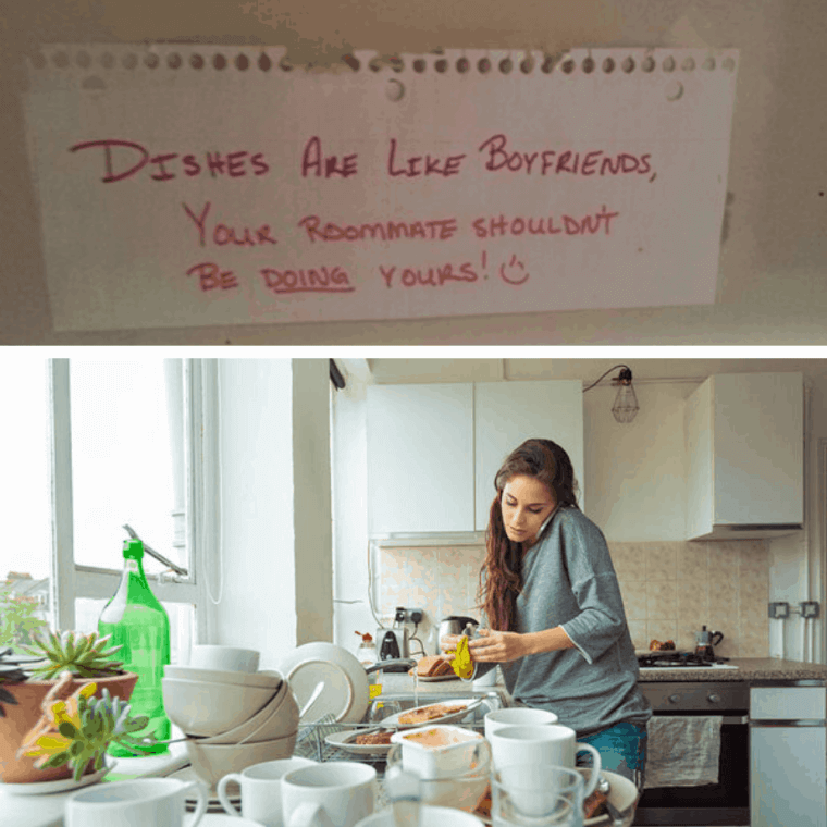 026 10 More Hilarious Passive Aggressive Notes So Funny You'll Cry