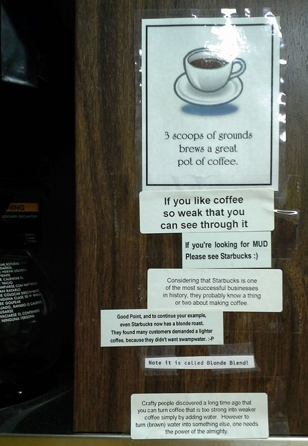 037 10 More Hilarious Passive Aggressive Notes So Funny You'll Cry