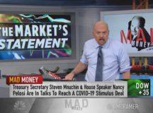 Cramer, We Don't Need No Stinking Stimulus