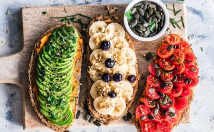 5 tips to help you ease into a Plant-Based Lifestyle