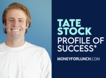Profile of Success With Tate Stock