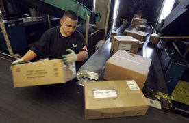 Amazon, Fedex, UPS Hit Snags