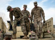 National Guard bracing for election unrest