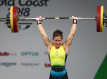 Fittest Woman on Earth, Tia-Clair Toomey, Crossfit Games 2020 Winner!