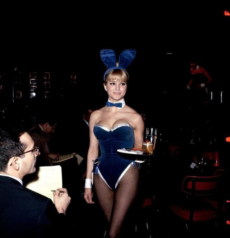 A leader of the feminist movement, Gloria Steinem went undercover at the Playboy Club during its heyday