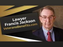 Lawyer Francis Jackson, VeteransBenefits.com