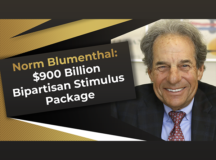 Norm Blumenthal: $900 Billion Bipartisan Stimulus Package
