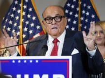 Rudy Giuliani to GOP: Pressure Legislature on Biden win