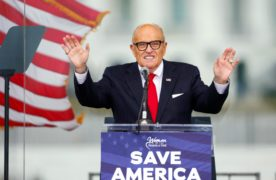 New York State Bar Moves to Disbar Rudy Giuliani