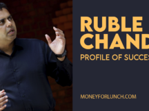 Profiles of Success With Ruble Chandy