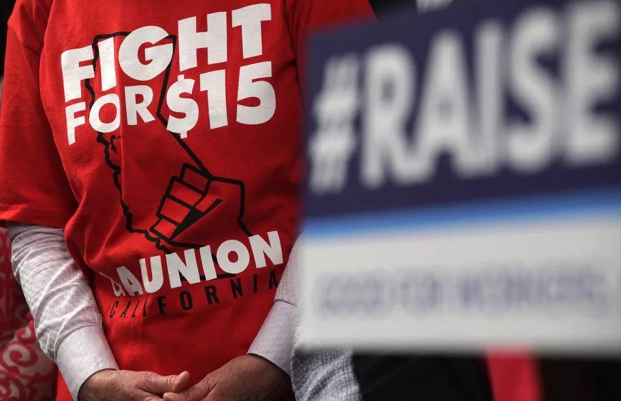 Senate kills $15 minimum wage